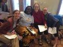 Giving Voice Retreat Participants