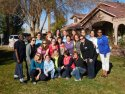 2015 20s & 30s retreat participants
