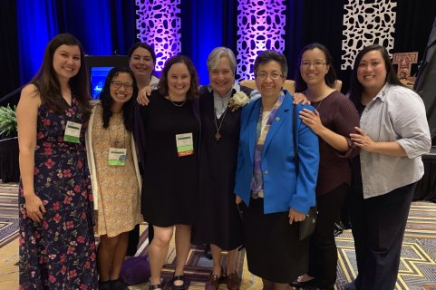 Giving Voice Sisters at LCWR