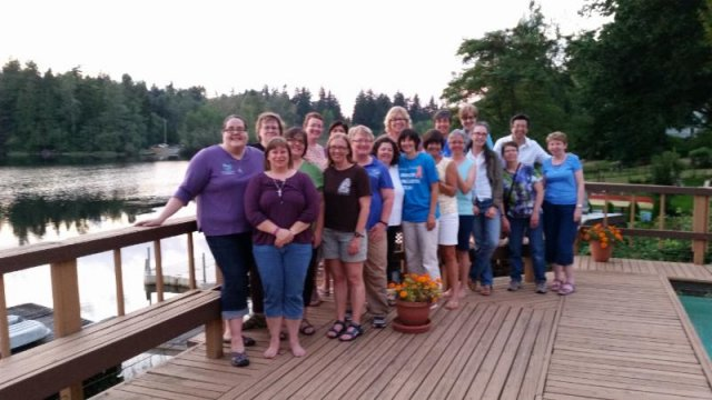 Reflections from the Giving Voice 40's Retreat