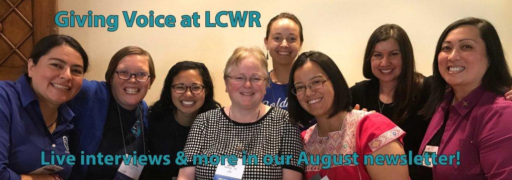 LCWR Recap