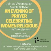 Join us this Catholic Sisters Week!