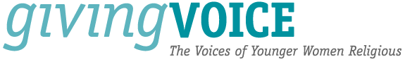 Giving Voice Logo